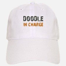 Doodle IN CHARGE Baseball Baseball Cap