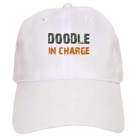 Doodle IN CHARGE Cap