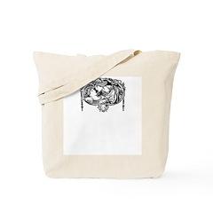 Cole's Sleeping Beauty Tote Bag