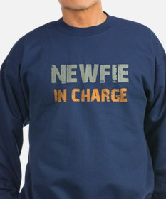 Newfie IN CHARGE Sweatshirt