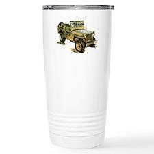 Willys Jeep Travel Mug