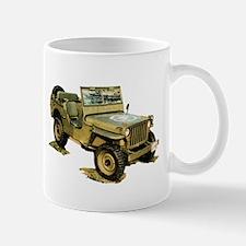 Willys Jeep Mug