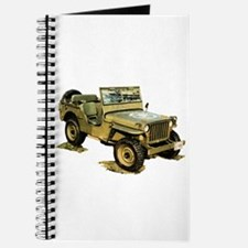 Willys Jeep Journal