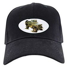 Willys Jeep Baseball Hat