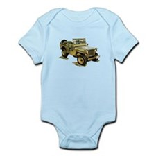 Willys Jeep Infant Bodysuit