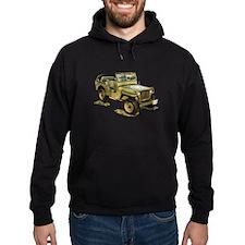 Willys Jeep Hoodie