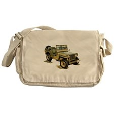 Willys Jeep Messenger Bag