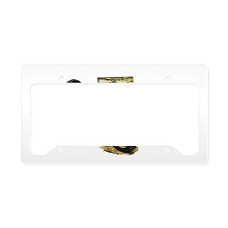 Willys Jeep License Plate Holder