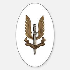 British SAS Decal