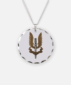 British SAS Necklace