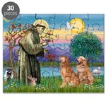 St Francis - Two Goldens Puzzle