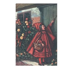 Cole's Red Riding Hood Postcards (Package of 8)