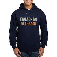 Cavachon IN CHARGE Hoodie