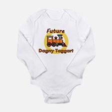 Future Dagny Taggart Long Sleeve Infant Bodysuit