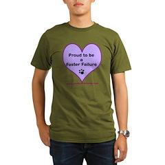 Foster Failure Organic Men's T-Shirt (dark)