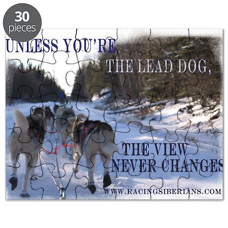 Lead Dog Puzzle