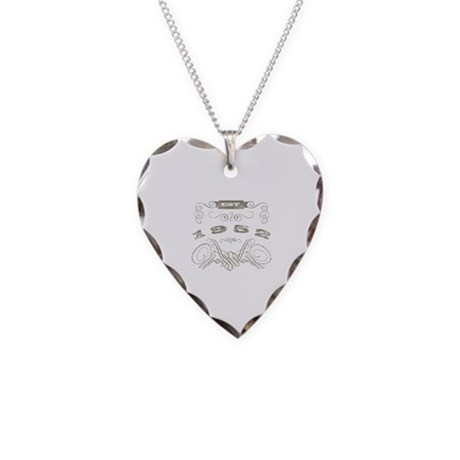 Est. 1952 Necklace Heart Charm