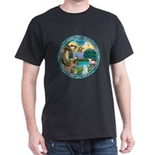 St Francis/Am Eskimo #3 T-Shirt