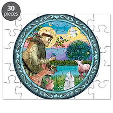 St Francis/Am Eskimo #3 Puzzle