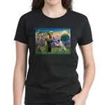 SAINT FRANCIS Women's Dark T-Shirt