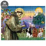 St Francis/Cavalier Trio Puzzle
