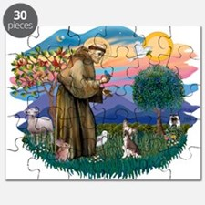 St.Francis #2/ C Crested #1 Puzzle