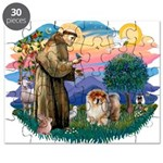 St Francis #2/ Chow (B) Puzzle