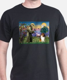 St. Francis & Collie T-Shirt