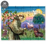 St Francis Doxie Puzzle