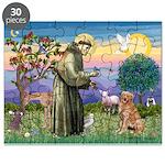 Saint Francis' Golden Puzzle