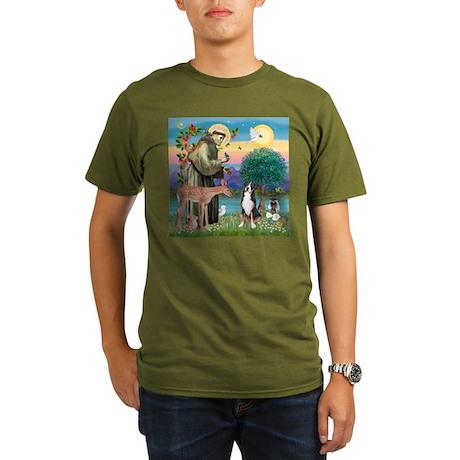 S, Fr, #2/ Greater Swiss MD Organic Men's T-Shirt