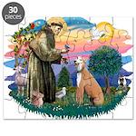 St.Francis #2/ Greyhound Puzzle