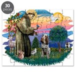 St Francis #2/ Spinone Puzzle