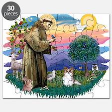 St.Francis #2 / Papillon (sw Puzzle