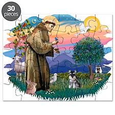 St.Francis #2/ ********* Schn Puzzle