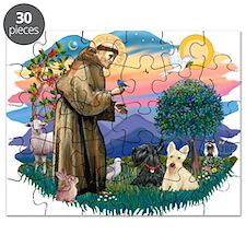 St Francis #2/ Scottys (2) Puzzle
