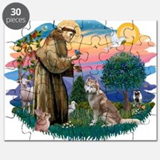 St Francis #2/ S Husky #2 Puzzle