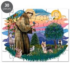 St.Francis #2/ Silky Ter.#9 Puzzle
