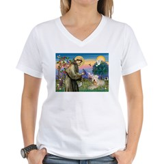 St. Fran #2 / Wheaten Terrier Shirt