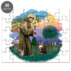 St. Fran (ff) - Maine Coon (# Puzzle