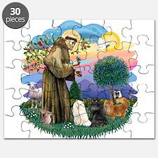 St. Fran (ff) - 3 Persian Cat Puzzle