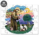 St. Fran (ff) - 3 Siamese Puzzle