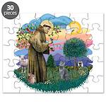 St. Fran (ff) - Russian Blue Puzzle