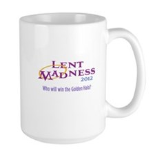 Lent Madness 2012 Large Mugs
