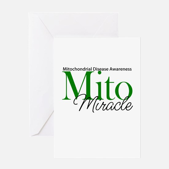 Mito Miracle Greeting Card