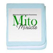 Mito Miracle baby blanket