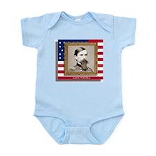 """Lewis """"Lew"""" Wallace Infant Bodysuit"""