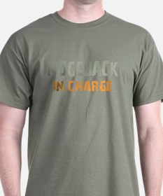 Ridgeback IN CHARGE T-Shirt