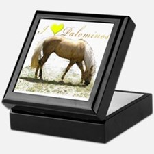 Unique Horseback riding Keepsake Box
