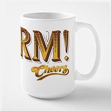 Retro TV Cheers Mug